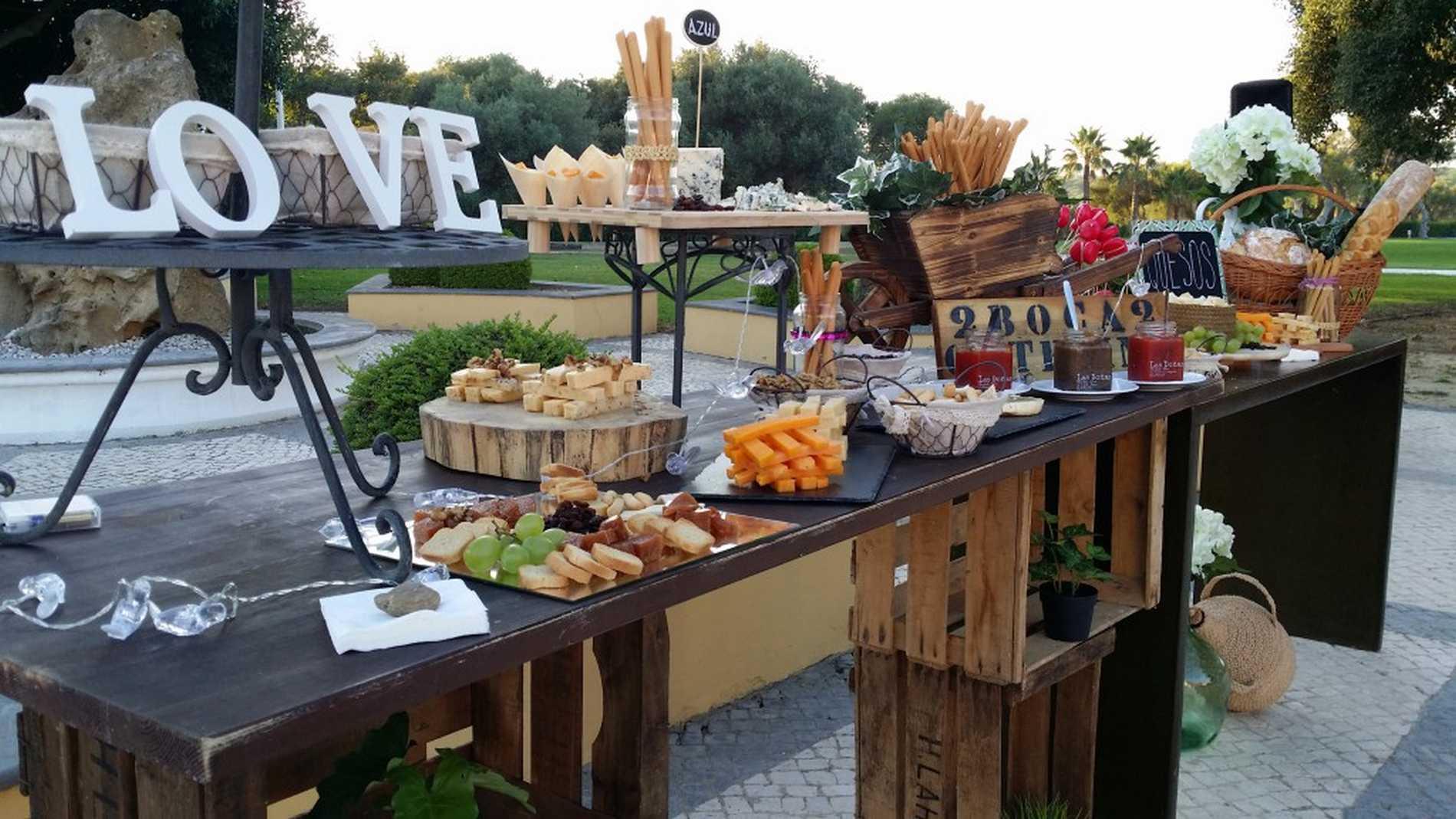Buffet de quesos (4)